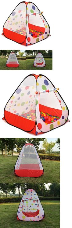 Play Tents 145997: New Ball Tent Baby Toy Stages Learn Laugh Toddler Kids Boys Girls Educational -> BUY IT NOW ONLY: $32 on eBay!