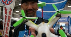 The relentless drone invasion is moving from photography and deliveries to racing