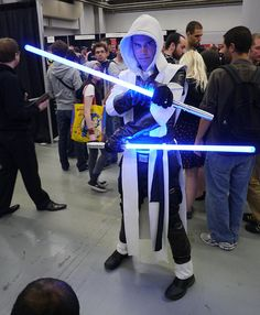 Star Killer (Star Wars: The Force Unleashed) at Montreal Comic Con 2012.