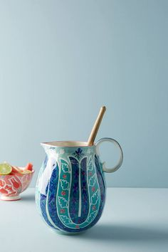 Anthropologie Adele Pitcher