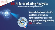 Increase the revenue by analyzing and measuring marketing efforts with our EM AI Platform. With EM AI Platform you can provide better marketing services to customers. So what are you waiting for? Customer Engagement, Data Analytics, Data Science, Lead Generation, Machine Learning, Ems, Istanbul, Effort, Waiting