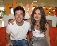 Alba Brunet y Carlos Serrano-Clark, de 'Acacias 38' http://encuentrosdigitales.rtve.es/2015/alba_brunet_y_carlos_serrano-clark.html