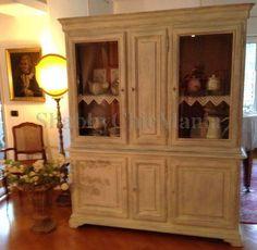 Vetrina Shabby China Cabinet, Shabby Chic, Storage, House Styles, Furniture, Purpose, House Ideas, Dreams, Home Decor