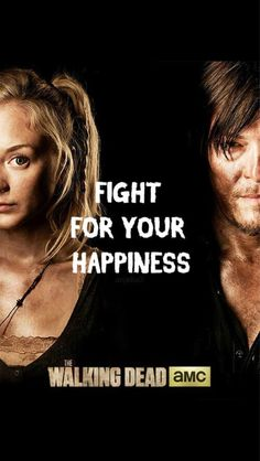 """Roughly 2 months to go before #TWD returns. Until then, check out this #Bethyl video set to """"I'll Follow You Down"""" by Shinedown"""