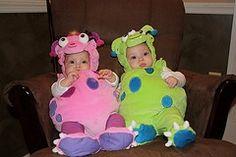 halloween baby monsters