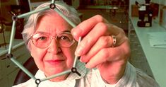 Today in Mighty Girl history, pioneering chemist Stephanie Kwolek, whose invention of Kevlar has saved countless lives, was born in Kevlar is a.