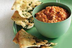 Herb & Salt Crisps - Easy Idea