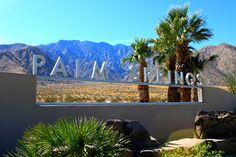 Palm Springs, CA in California