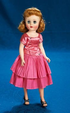 """14"""" Sweet Sue Sophisticate in Pink """"Tea Time"""" Outfit by American Character 200/300 Auctions Online 