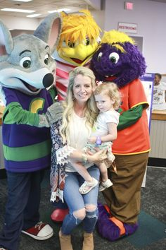 Newly Renovated Chuck E. Cheese North Little Rock Cheese Game, Cheese Party, Rock Family, North Little Rock, Lunch Buffet, Chuck E Cheese, The Wiggles, Special Birthday