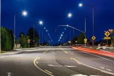 Street Lighting Electricity Consumption Cut By 61% With LEDs & Wireless Controls