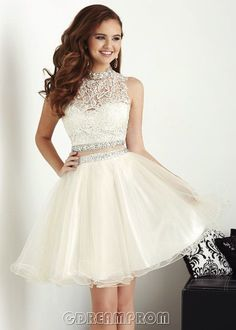 fashion dress homecoming dress