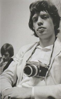 Mick Jagger, I love you.