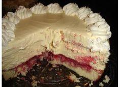 {Lemon Raspberry Cream Cheesecake} The Cheesecake Factory copy cat recipe