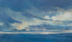 Jonathan Smith's 'February Sky IV' (£750.00) transports us to Hebridean villages and coastlines, where he lived growing up and which continue to inspire his works. Exploring the relationship between light and landscape, colour and space, surface and depth, Jonathan's oil paintings are luminous and tranquil. We hope you enjoy them as much as we do! #scottishart #contemporarypaintings Oil Paintings, Original Paintings, Jonathan Smith, International Artist, Online Painting, Online Gallery, Fine Art Gallery, Contemporary Paintings, Online Art