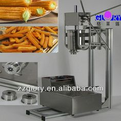 3 Liters Churro Machine With Fryer