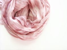 Dusty Rose Silk Scarf, Small Batch Hand Dyed, Pink Silk Shawl, Spring Summer Travel Scarf, Party, Gift, Wedding, Pink Silk Scarf, Rose Scarf by TheChicArtisan on Etsy https://www.etsy.com/listing/526582091/dusty-rose-silk-scarf-small-batch-hand