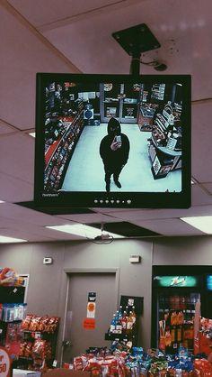 a selfie Walmart Humor, Camera Selfie, Aesthetic Grunge, Security Camera, Belle Photo, Wall Collage, Aesthetic Pictures, Funny Pictures, Walmart Pictures