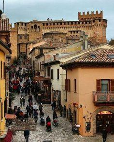 Gradara, Capitale del Medioevo