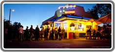Big Dipper Ice Cream | Homemade ice cream in Missoula Montana since 1995. (little red house recommends this place)