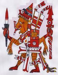 Xipe Totec: deus da fertilidade.