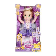 My First Disney Princess Ballerina - Rapunzel | ToysRUs