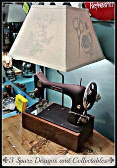 our blog is to show our passion for creating repurposed and refurbished items