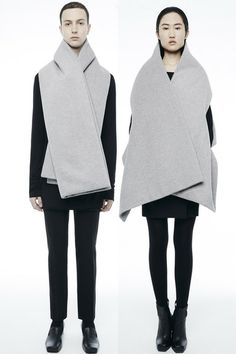 RAD HOURANI TRANSFORMABLE SCARF