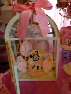 minnie mouse Ballerina Birthday Party Ideas | Photo 1 of 20 | Catch My Party