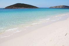 Chia - Tuerredda seaside - Cagliari - Sardinia Isle, Italy