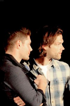 Jensen and Jared - SeaCon2015