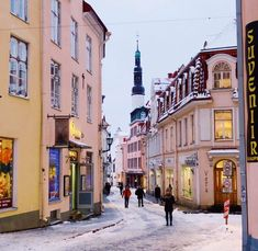What I Learned about Tallinn Old Town, Estonia