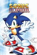 "SONIC THE HEDGEHOG ""ARCHIVES"" - VOL # 19. Buy it now at the Archie Comics online store!"