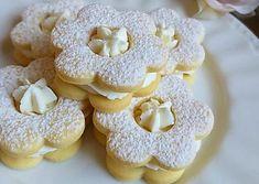 Italian Cookies, Brownie Cookies, Sweet Memories, Cookie Jars, Doughnut, Pasta, Muffin, Good Food, Food And Drink