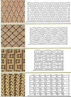 szydełko / wzór  // Pattern crochet