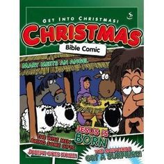 Delight children aged under 11 with this comic-strip retelling of the Christmas story. Through the high-quality illustration and text, children will encounter the true story of Christmas, together with quizzes, puzzles, facts and information to help them engage with the story more fully. The Christmas story is told from Mary and the angel Gabriel through to Simeon and Anna, the wise men and flight to Egypt. Throughout, children are pointed back to the Bible, and encouraged to read the Bible…