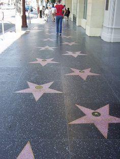 hollywood walk of fame | hollywood-walk-of-fame | Eriikaymariia's Blog