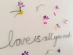 WIMKE : diy love is all you need