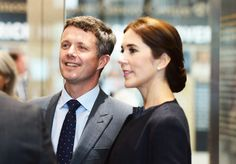 royalwatcher:  Danish State Visit to Canada, Toronto, September 18, 2014-Crown Prince Frederik and Crown Princess Mary