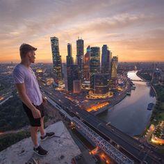 """""""Москва-Сити."""""""