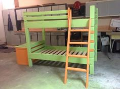 Bunk bed | Do It Yourself Home Projects from Ana White