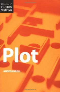 Elements of Fiction Writing  - Plot by Ansen Dibell, http://www.amazon.com/dp/0898799465/ref=cm_sw_r_pi_dp_LOecqb0FKGEGX