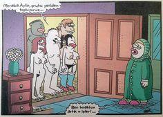 #mizah #karikatür #geyik #tövbekar