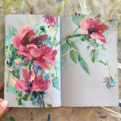 Simple Art, Unique Art, Gcse Art Sketchbook, Clay Art Projects, Dark Drawings, Art Drawings Beautiful, Plant Painting, Sketchbook Inspiration, Painting Inspiration
