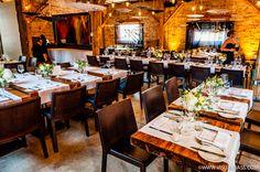 Archeo - Distillery Events - Toronto Wedding Venue (118 seated)