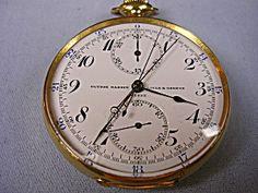 Split second chronograph Split Second, Vintage Pocket Watch, Chronograph, Fingers, Clocks, Dads, Pockets, Watches, Finger