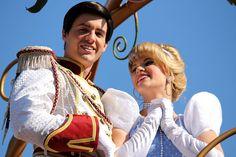 Cinderella and Prince Charming-Celebrate A Dream Come True Parade by snow1937white, via Flickr