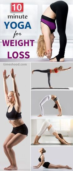 10 minute weight loss yoga for beginners. Do these 12 yoga workout to lose weight. It's about transform your body not quick but definitely. Practice regularly for effective result, Challenge yourself for 30 days. Repin it! Yoga for weight loss. https://ti http://www.yogaweightloss.net