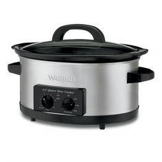 Waring Pro Slow Cooker. Company says there is no lead in the pot