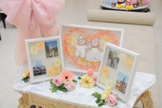 結婚式のテーマは「ディズニー」 ダッフィーとシェリーメイの手作りウェルカムボード! Yokohama, Disney Bear, Wedding Inspiration, Duffy, Frame, Bears, Weddings, Home Decor, Picture Frame